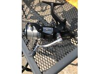 Shimano long cast baitrunner reel . Unused so as new condition