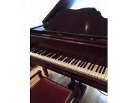 Beautiful Baby Grand Piano on sale