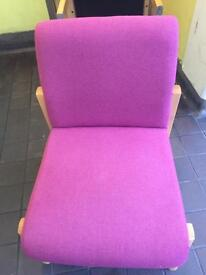 Pink chair £20