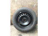 """15"""" Dunlop Spare wheel 185/65/R15"""