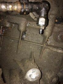 Astra 1.7cdti f23 gearbox