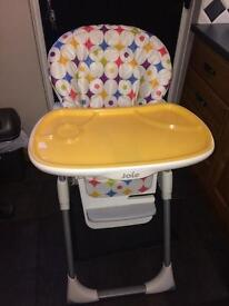 Joie mimzy optic high chair