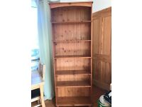 Bookshelf 198x72x26 £20 collection only