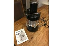 Jason Vale Fusion Juicer, excellent condition with manual