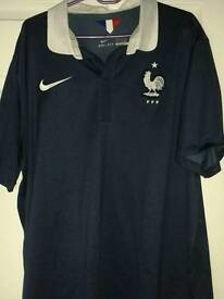 Mens Nike French Footy Top