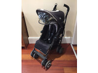 Maclaren Techno XT Black Umbrella Single Seat Stroller Suitable from Birth