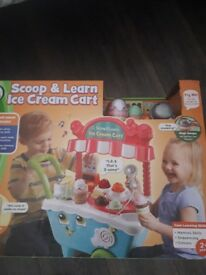 Leapfrog scoop and learn bnib never been opened rrp £45