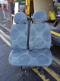 Front Seat for Transit Van