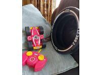 Little Tikes RC Tire Twister Car