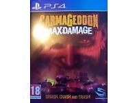 Carmageddon PS4 mint condition Pick up L8