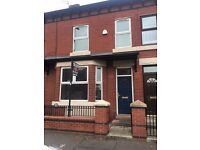 FOUR BEDROOM HOUSE CLAYTON WORKING ONLY APPLICANTS £750PCM NO HOUSE SHARES