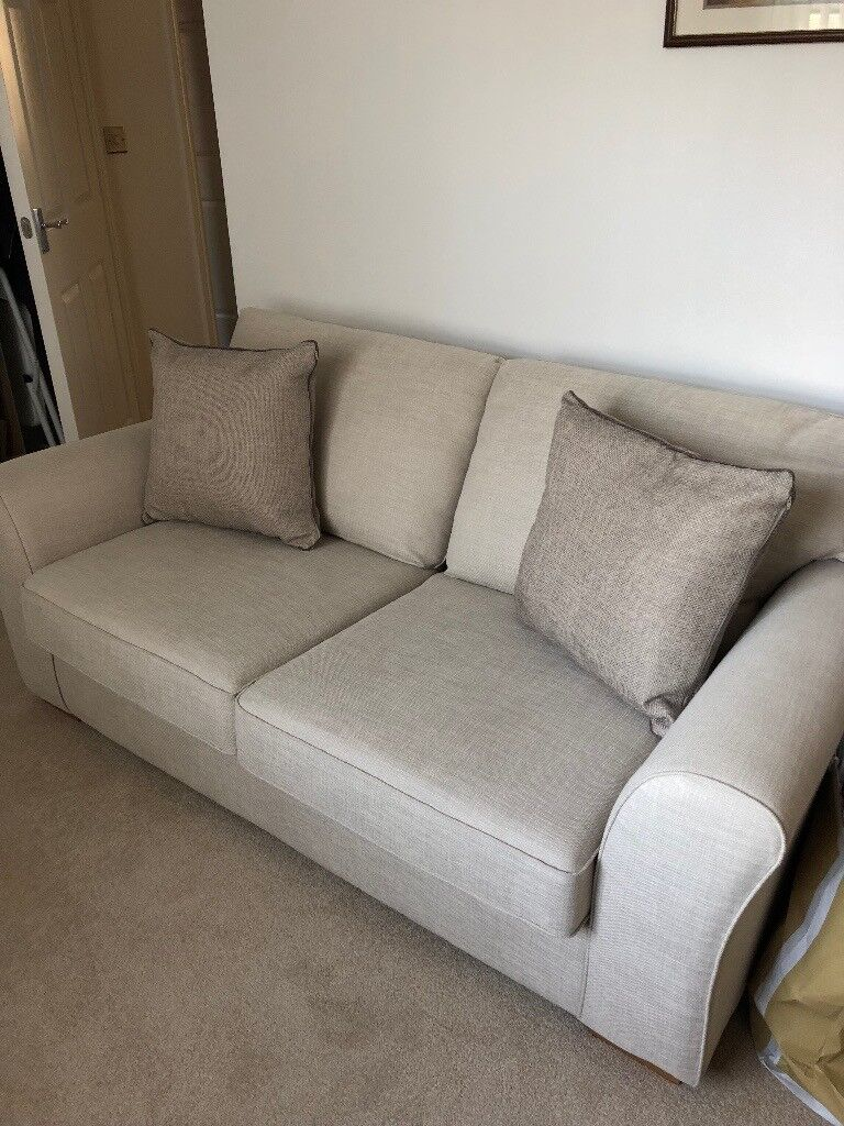 Next 3 seat Michigan Sofa Bed Excellent Condition