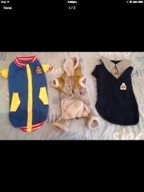 Puppy clothes new
