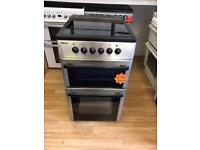 ***Beko 50cm ceramic cooker***Free Delivery**Fitting**Removal