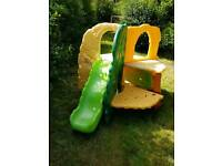 Little Tikes Jungle Climber and Slide