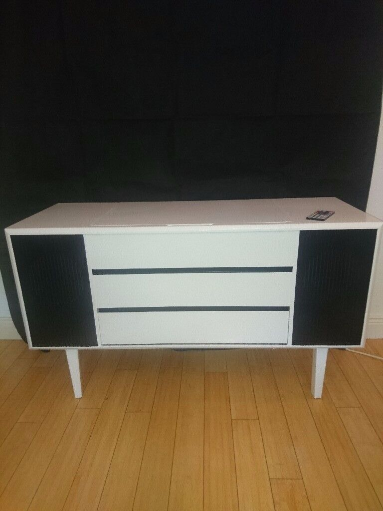 Truly unique retro Radiogram for sale