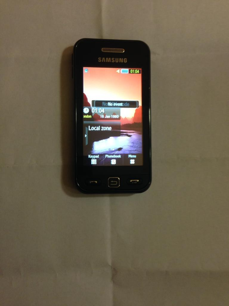 Samsung tocca gt-s5230 mobile phone in excellent condition on Vodafone  network | in St Helens, Merseyside | Gumtree