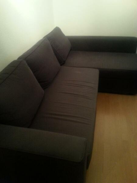 sofa eckbettsofa in baden w rttemberg karlsruhe ebay kleinanzeigen. Black Bedroom Furniture Sets. Home Design Ideas