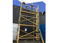 Boss zone 1 scaffold tower 6.2m working height