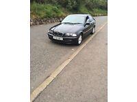 BMW 320d Full years MOT