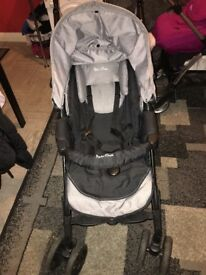 MOTHER CARE SILVERCROSS STROLLER