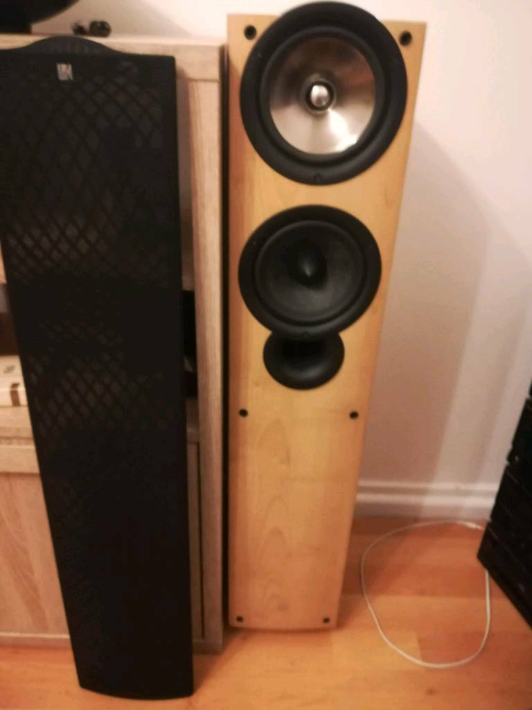Kef iQ5 speakers for sale
