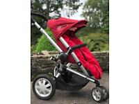 Quinny buzz 3 stroller with all accessories unisex