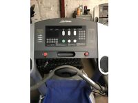 Life fitness 95ti treadmill ( fully refurbished )