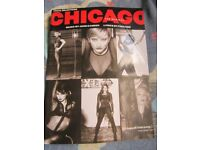 Chicago The Musical vocal selection songbook