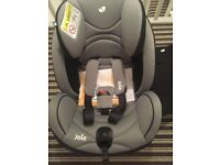 'JOIE' BABY CAR SEAT BRAND NEW = BIRTH TO 7 YEARS OLD