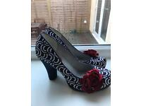 Ladies Ruby Shoo shoes for sale