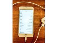 Apple iPhone 6 S Plus 16gb (unlocked) (gold&white)