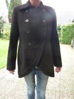 schwarzer Kurzmantel von Bandolera    Gr. 40 Dithmarschen - Brunsbuettel Vorschau