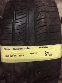 255/50/19 107Y Pirelli Scorpion Zero Tyre