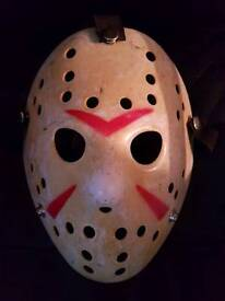 Jason Voorhees mask (Adult)