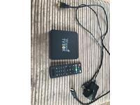 Wizard Tv Box & Remote Control