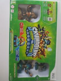 Skylanders Swap Force Starter pack for Wii boxed and in Great condition.