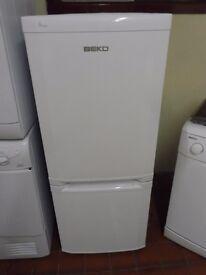 """""""Beko""""Fridge & freezer.Medium size.For sale...Can be delivered..."""