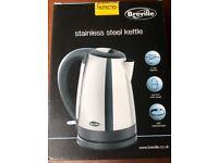Breville Stainless Steel Kettle