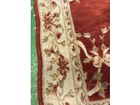 Floor rug Chinese pure wool, 106cm by 166cm excellent quality