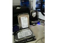 6 HDDs