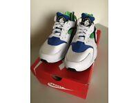 Nike Air Huarache 'Scream Green' size 8.5 UK