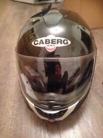 Cabert Justissimo GT Helmet (like new) - £20