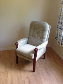 Armchair. Superb condition. Almost new