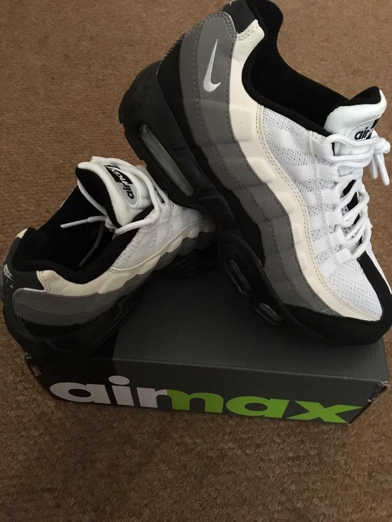 check out f75ea ce8a1 SIZE 7 8 9 10 11 BRAND NEW NIKE AIRMAX 95 110 AIR MAX BOXED TRAINERS 95s  110s GREY (NOT) tn 90 97 | in Erdington, West Midlands | Gumtree