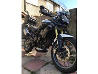 Triumph tiger 800 abs low miles