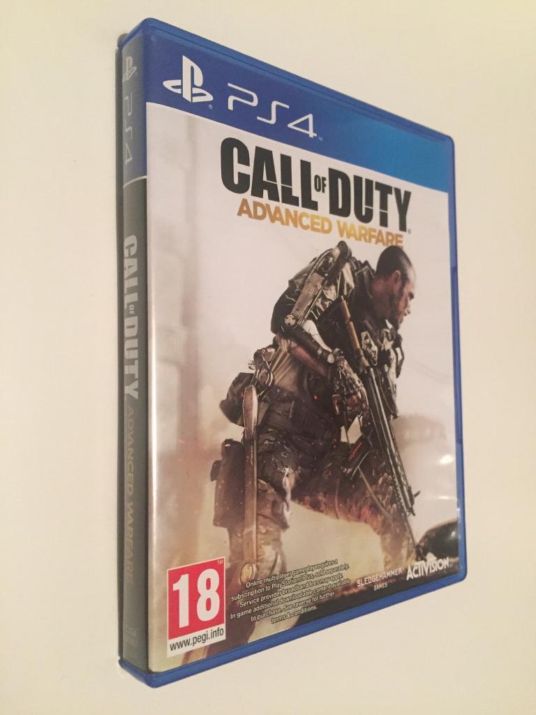 Call of duty Advanced Warfare (PS4 game)