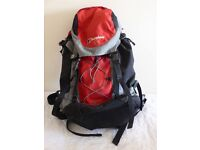 Berghaus Freeflow II 35+8 litre hiking backpack. Hydration pack compatible