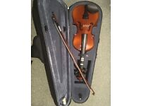 3/4 STAGG VIOLIN FOR SALE