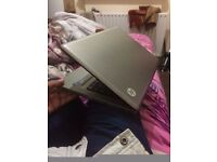 laptop hp intel core i3 4g ram 500g hard drive win 10 15.6 inch wide hdmi port dvd web cam selling